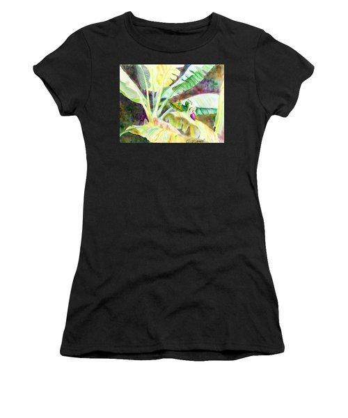 Banana Tree Women's T-Shirt