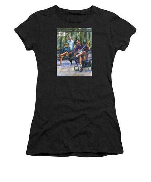 Banjo Women's T-Shirt (Athletic Fit)
