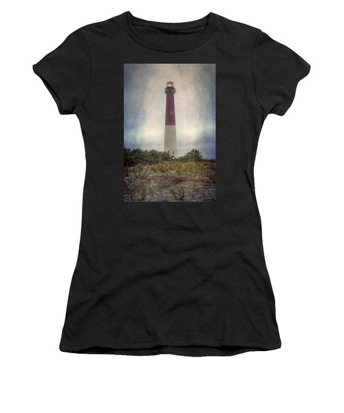 Barnegat Lighthouse Dawn Women's T-Shirt
