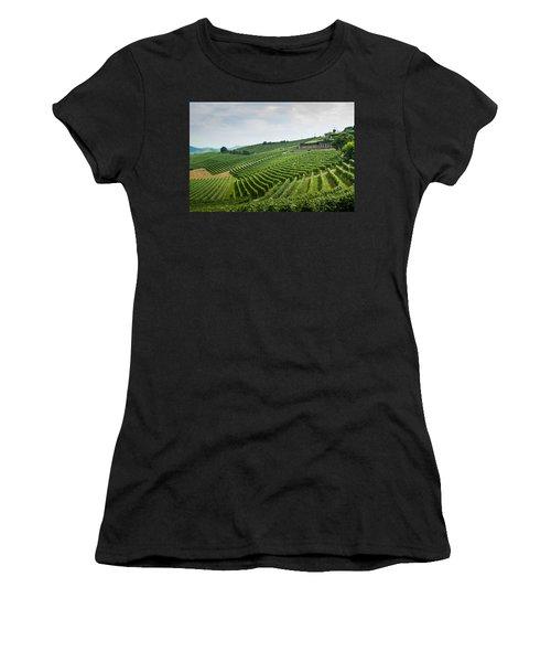 Barolo Women's T-Shirt (Athletic Fit)