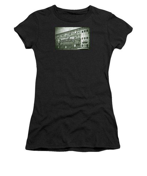 Barrowland Glasgow Women's T-Shirt (Athletic Fit)