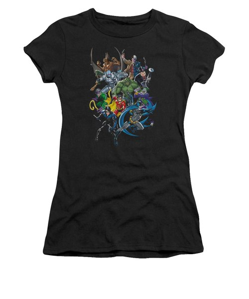 Batman - Saints And Psychos Women's T-Shirt