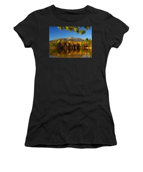 Baxter Fall Reflections  Women's T-Shirt (Athletic Fit)