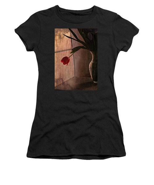 Be My Valentine Women's T-Shirt (Junior Cut) by Katie Wing Vigil