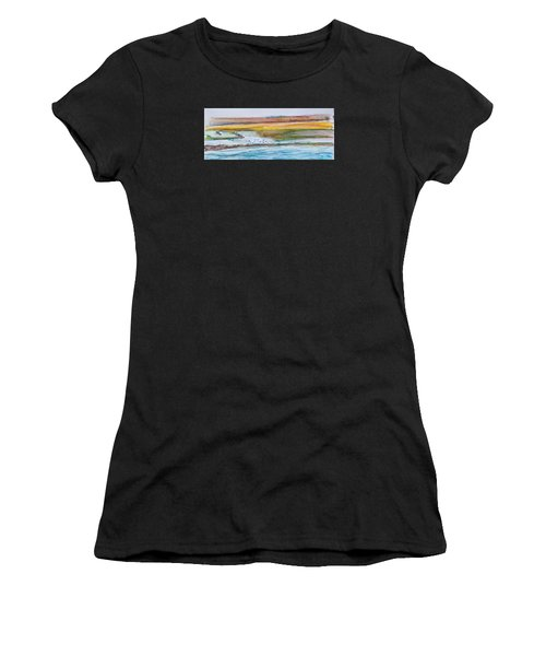 Beach And Sea Women's T-Shirt
