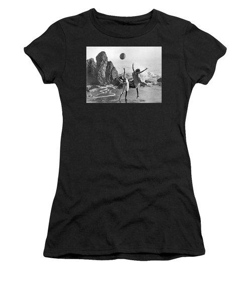 Beach Ball Dancing Women's T-Shirt