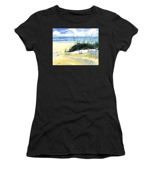 Beach Dunes Women's T-Shirt