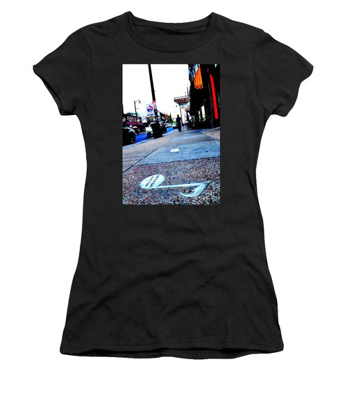 Beale Street Strolling Women's T-Shirt