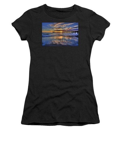 Beautiful Cayucos Women's T-Shirt