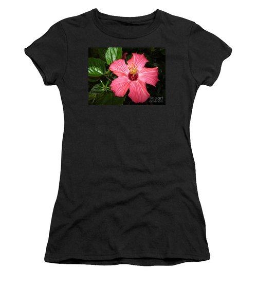Beautiful Hibiscus Women's T-Shirt