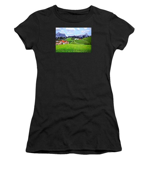 Beautiful Norway Women's T-Shirt (Athletic Fit)