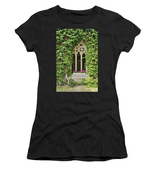 Beautiful Old Window Women's T-Shirt