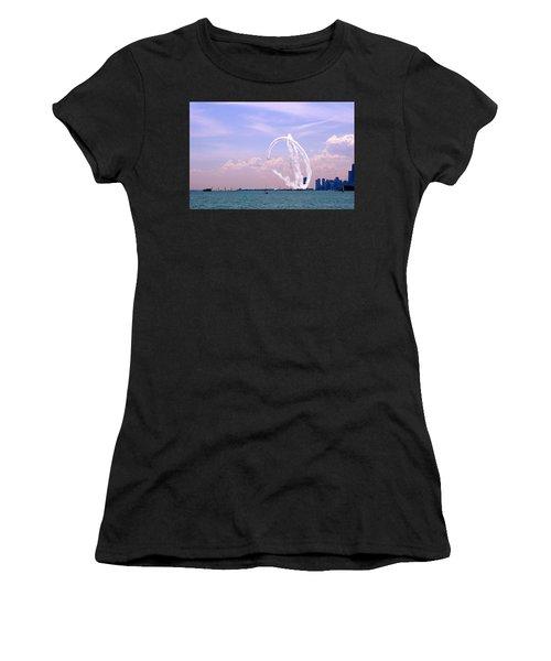 Beauty In The Air Women's T-Shirt