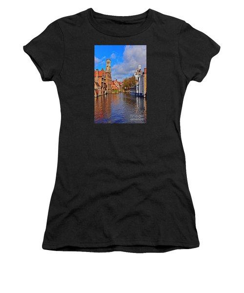 Beauty Of Belgium Women's T-Shirt (Athletic Fit)