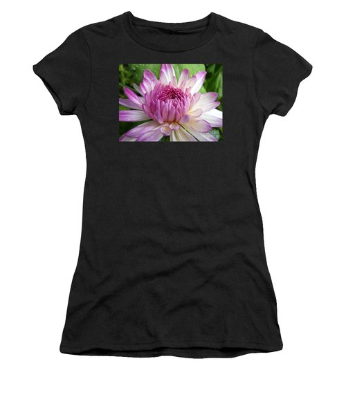 Beauty With Double Identity Women's T-Shirt (Athletic Fit)