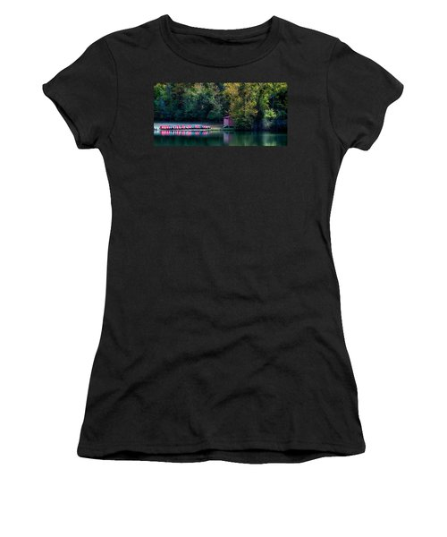 Beavers Bend Reflection Women's T-Shirt