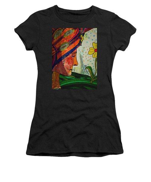 Becoming The Garden - Garden Appreciation Women's T-Shirt (Athletic Fit)