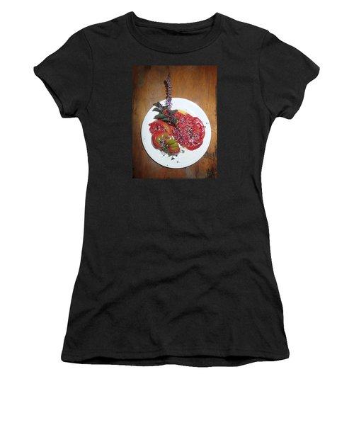 Beefsteak Women's T-Shirt (Athletic Fit)
