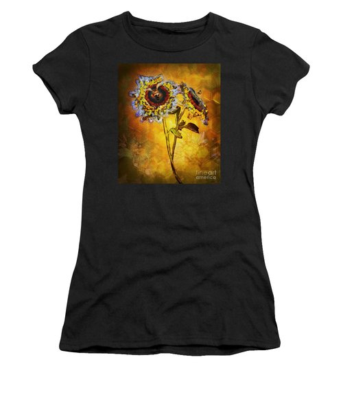 Bees To Honey Women's T-Shirt (Athletic Fit)