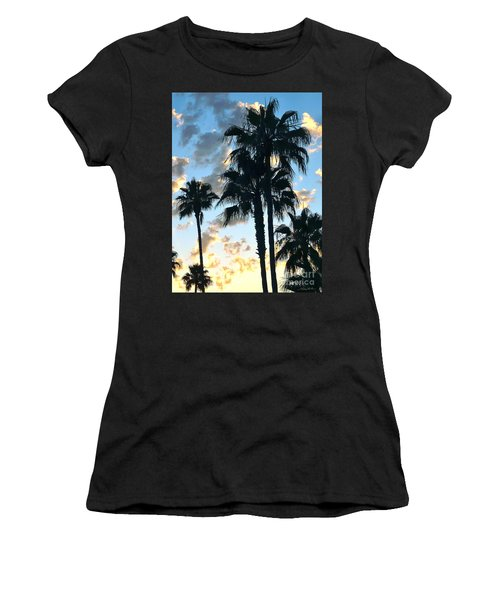 Before The Dusk Women's T-Shirt (Junior Cut) by Gem S Visionary
