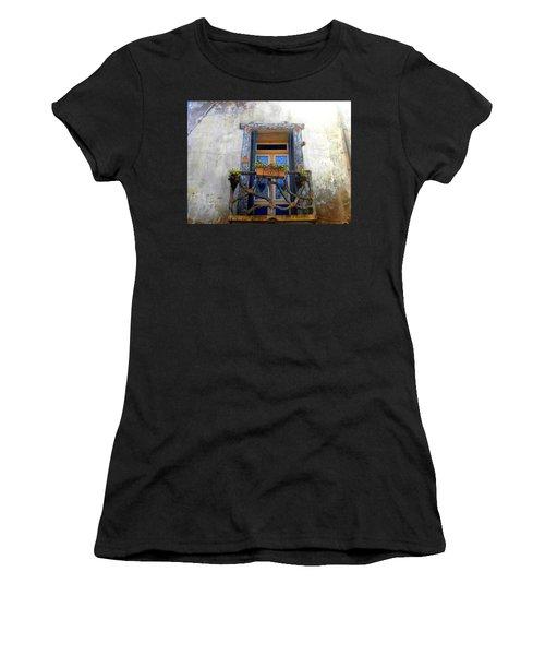 Behind The Window ... Women's T-Shirt