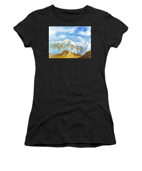 Ben Lomond Women's T-Shirt (Athletic Fit)