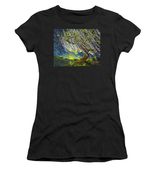Beneath The Willow Women's T-Shirt