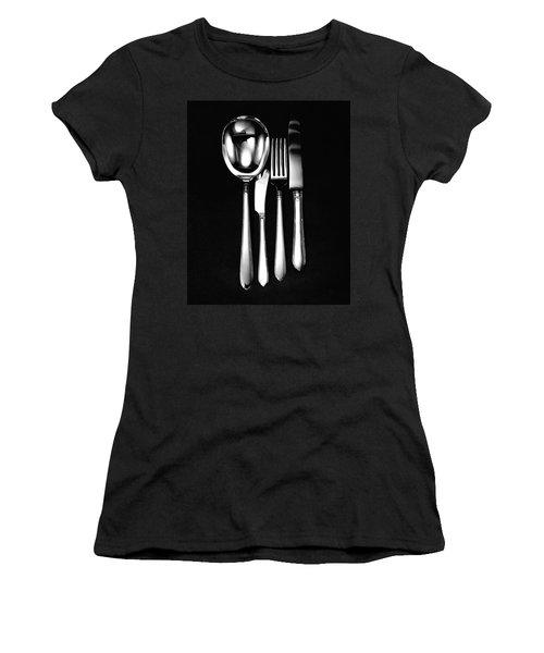 Berkeley Square Silverware Women's T-Shirt