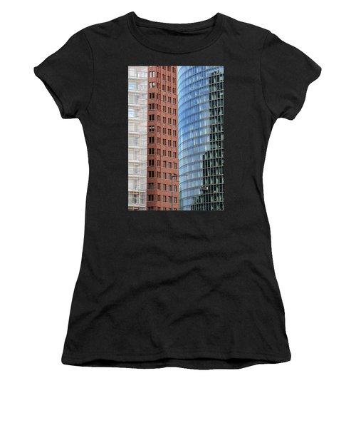 Berlin Buildings Detail Women's T-Shirt