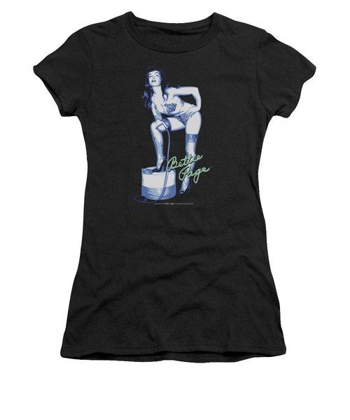 Bettie Page - Mistress Women's T-Shirt