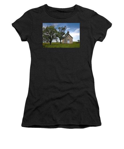 Bichet School Women's T-Shirt (Athletic Fit)