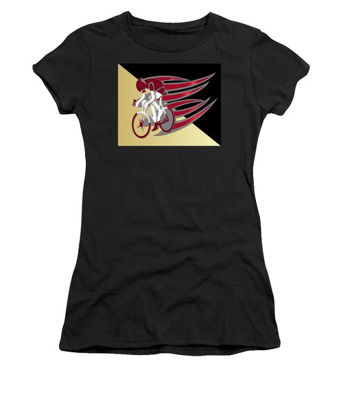 Bicycle Rider Series 01 Women's T-Shirt