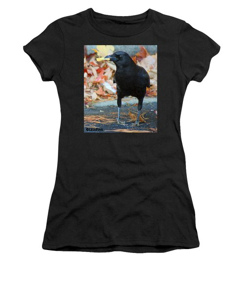 Big Daddy Crow Leaf Picker Women's T-Shirt