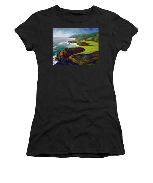 Big Sur 2 Women's T-Shirt (Athletic Fit)