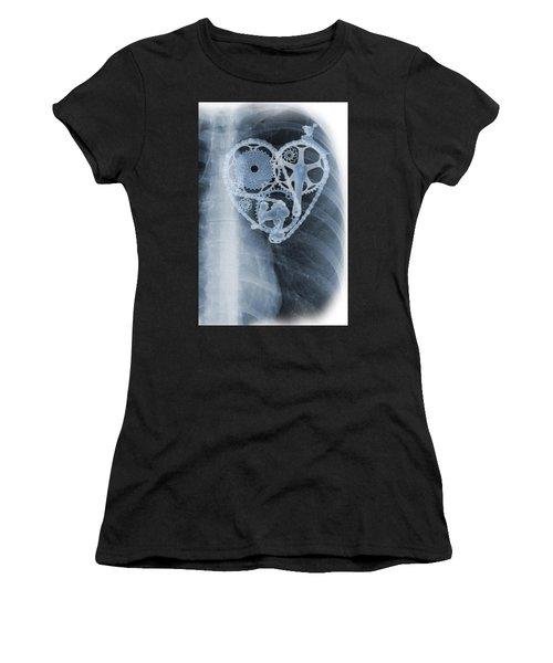 bike lover X-ray Women's T-Shirt