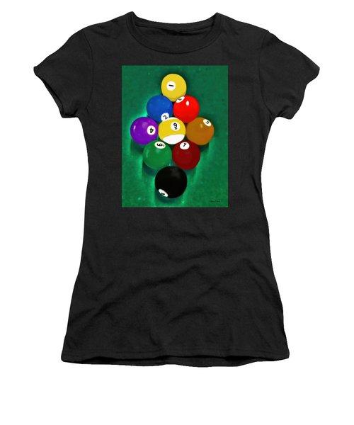 Billiards Art - Your Break 1 Women's T-Shirt