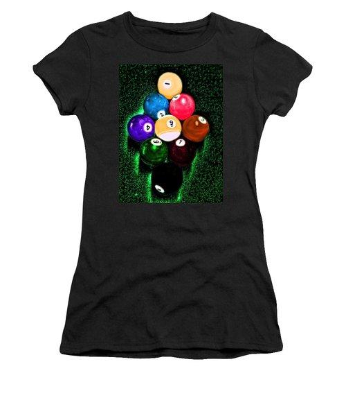 Billiards Art - Your Break Women's T-Shirt