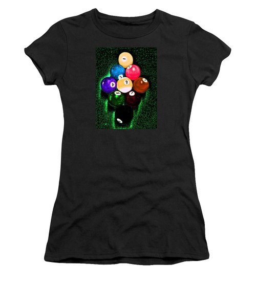 Billiards Art - Your Break Women's T-Shirt (Junior Cut)