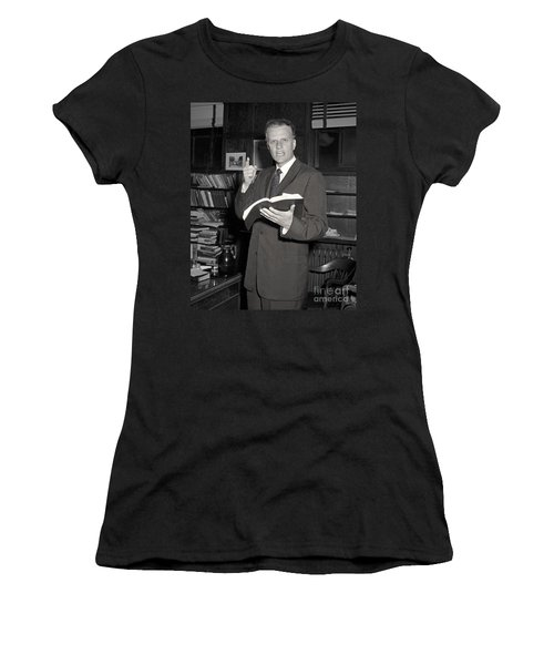 Billy Graham 1956 Women's T-Shirt