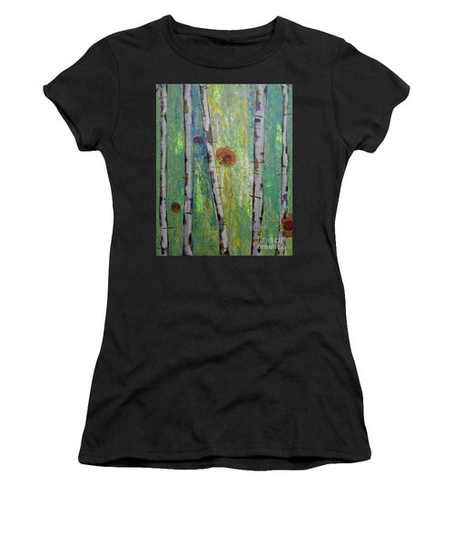 Birch - Lt. Green 5 Women's T-Shirt