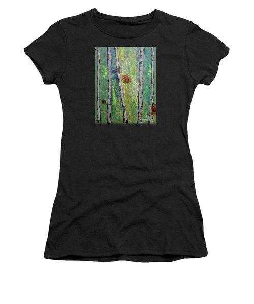 Birch - Lt. Green 5 Women's T-Shirt