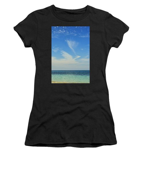 Bird Cloud Women's T-Shirt