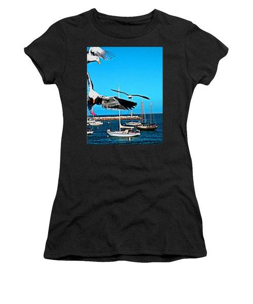 Birds In Paradise Women's T-Shirt
