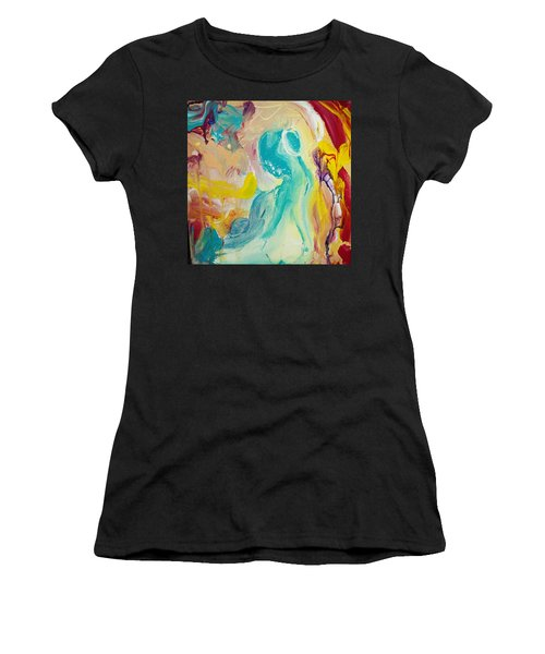 Birthing Chamber Women's T-Shirt (Athletic Fit)