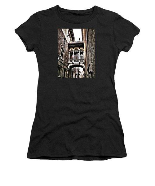 Bishop's Street - Barcelona Women's T-Shirt