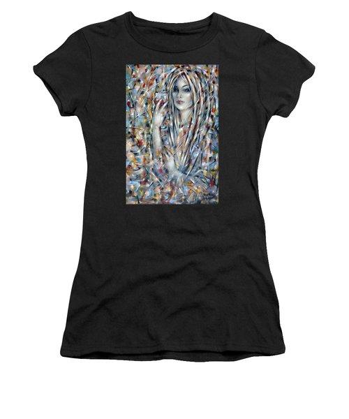 Bitter Sweet 270610 Women's T-Shirt (Athletic Fit)