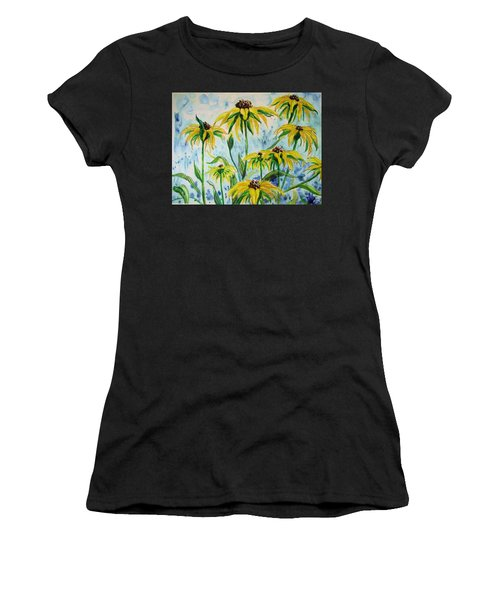 Black Eyed Suzans Dream Women's T-Shirt