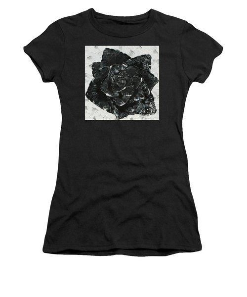 Black Rose I Women's T-Shirt