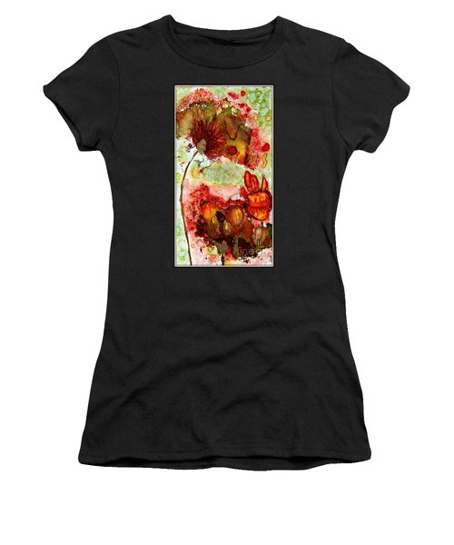 Blooming Impressions.. Women's T-Shirt