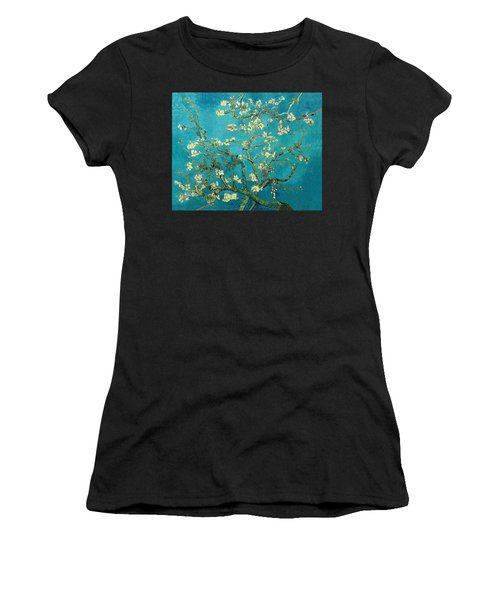 Blossoming Almond Tree Women's T-Shirt
